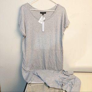 Sanctuary Isle T-shirt Maxi Dress NWT Sz L